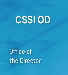 CSSI Office of the Director